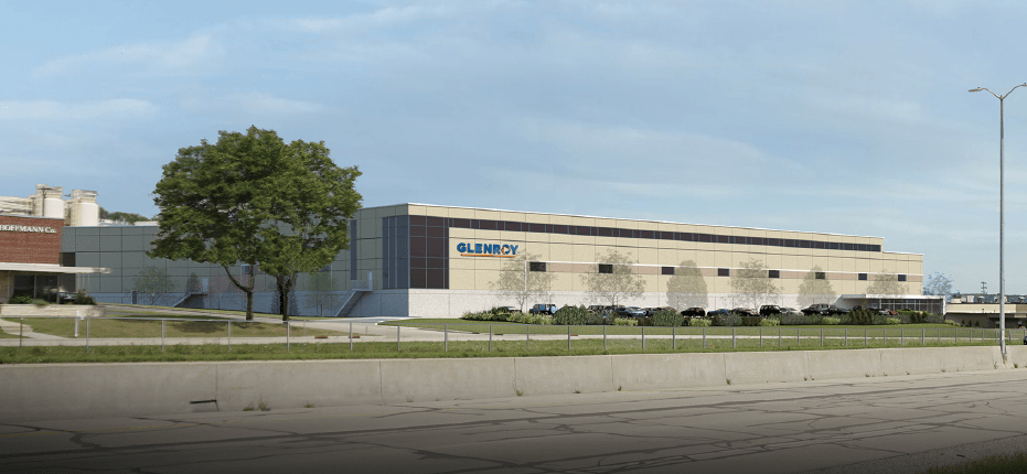 Glenroy Incorporated Addition Rendering