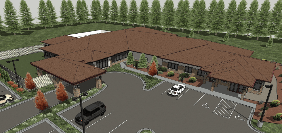 Brook-Falls Veterinary Hospital Addition